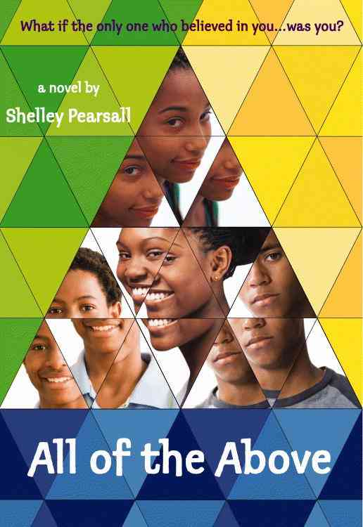 All of the Above By Pearsall, Shelley