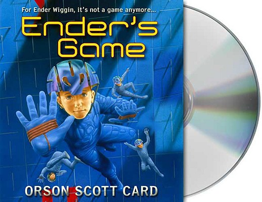 [CD] Ender's Game By Card, Orson Scott/ Rudnicki, Stefan (NRT)/ Ellison, Harlan (NRT)